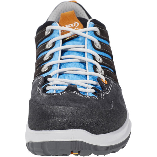 AKU Montera Low GTX - Chaussures Femme - gris sur campz.fr !